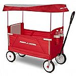 Radio Flyer 3-In-1 EZ Folding Collapsible Wagon