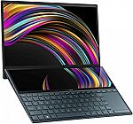 "ASUS ZenBook Duo UX481 14"" FHD NanoEdge Bezel Touch Laptop (i7-10510U 8GB 512GB SSD)"
