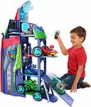 PJ Masks Transforming 2 in 1 Mobile HQ