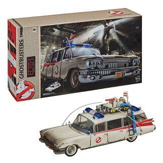 Ghostbusters Plasma Series Ecto-1 Vehicle Toy