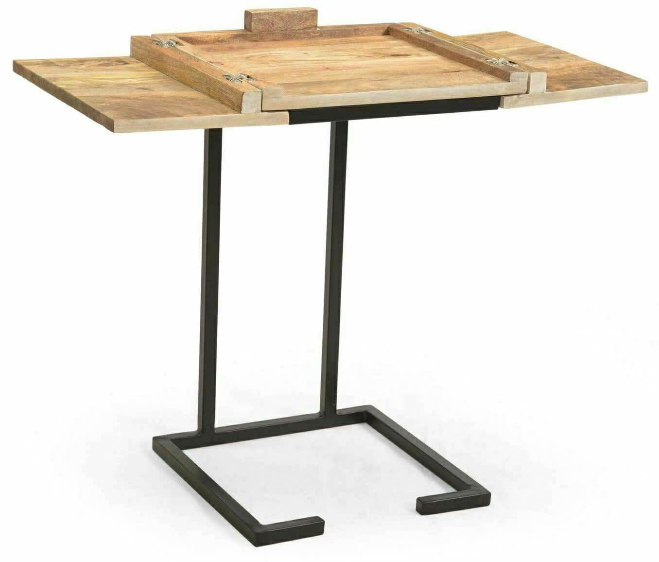 Akeema Industrial End Table