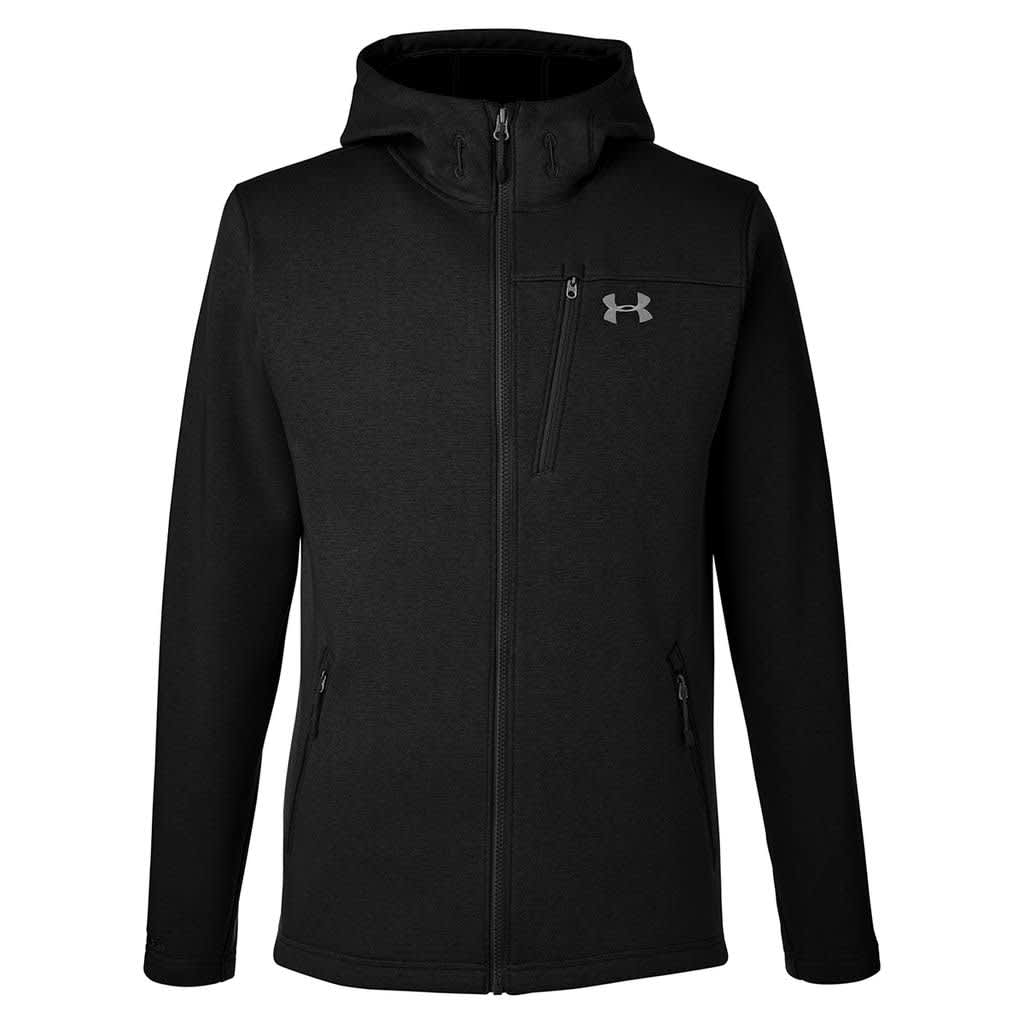 Under Armour Men's Seeker Hooded Jacket