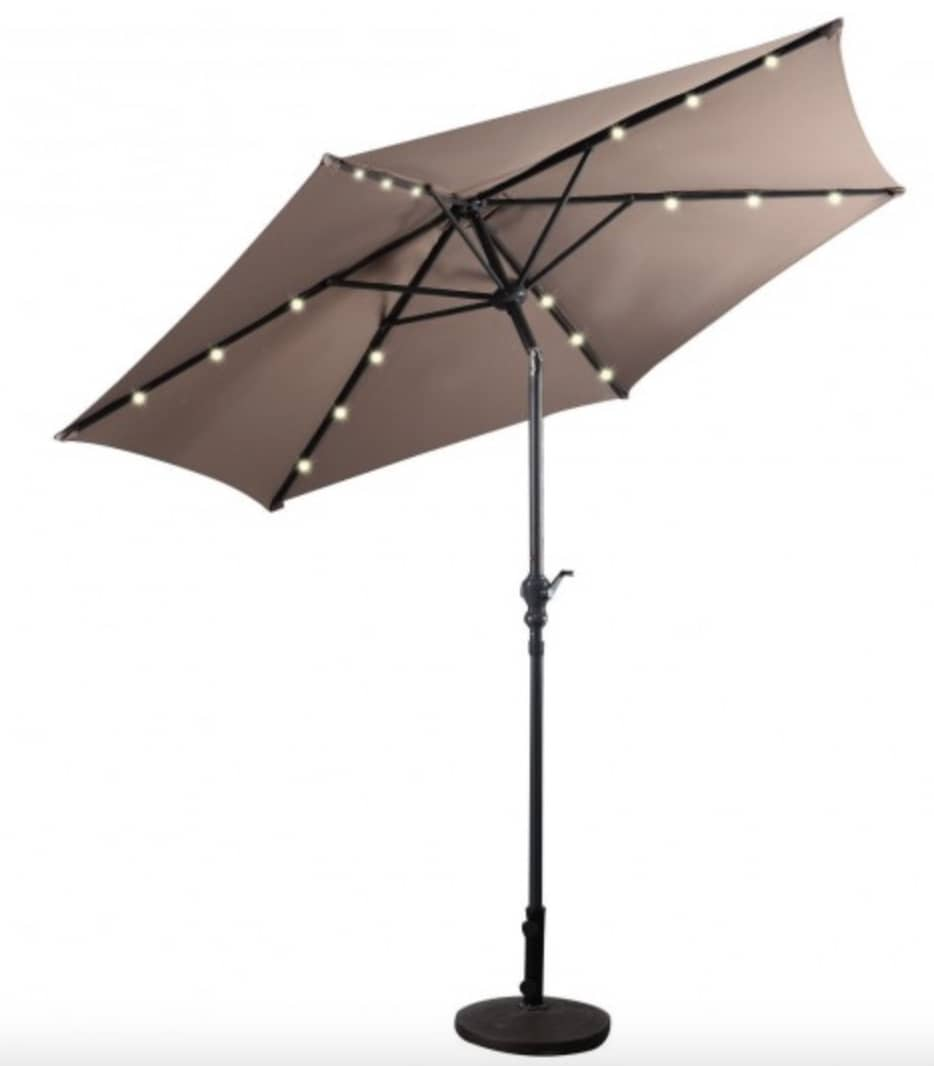 Outdoor Umbrellas & Sunshades at Costway