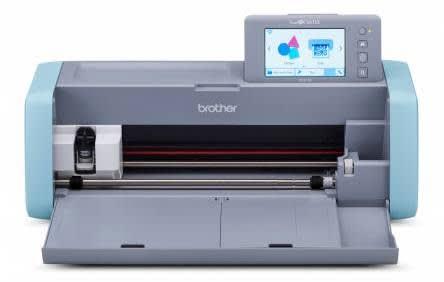 Certified Refurb Brother ScanNCut DX Cutting Machine