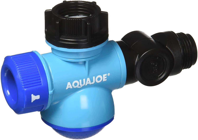 Aqua Joe Outdoor Faucet / Garden Hose Tap Connector