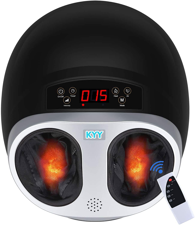 KYY 足部按摩仪 带加热功能