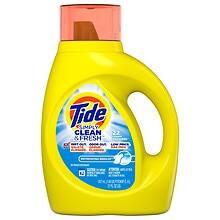 31oz Tide Simply Liquid Laundry Detergent (various)