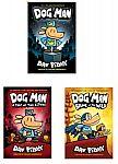 Amazon Buy 2 Get 1 Free Book: 3x Dog Man (Hard Cover)