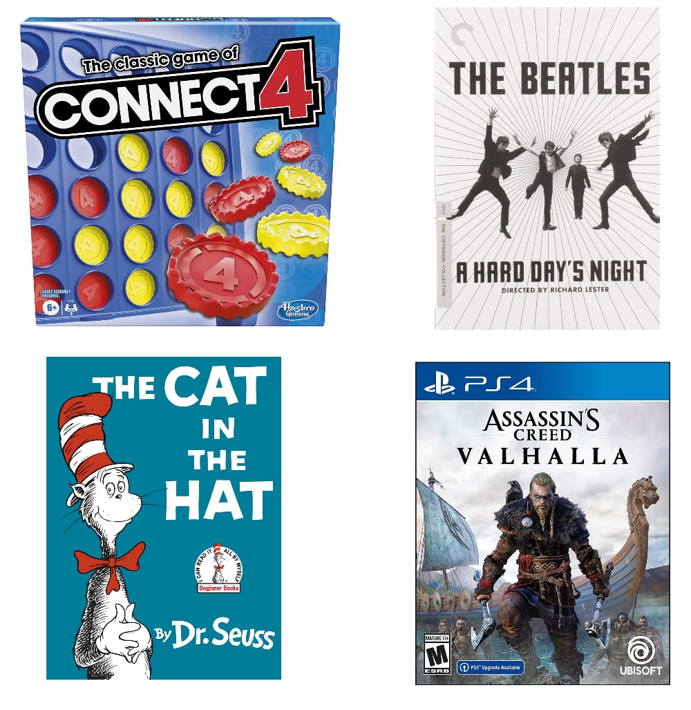 Books, Games, and Movies at Amazon