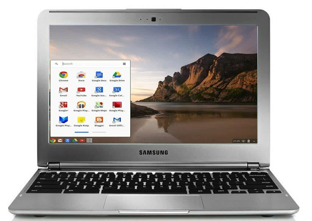 "Refurb Samsung Chromebook Exynos 11.6"" Laptop"