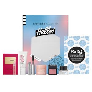补货!Sephora Favorites Hello! 美妆盒子(价值$41)