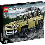 LEGO Technic: Land Rover Defender Collector's Model Set