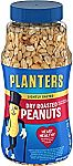 Planters Fancy Whole Cashews With Sea Salt, 33 Oz. Resealable Jar