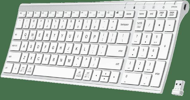iClever BKA26S 多设备蓝牙键盘