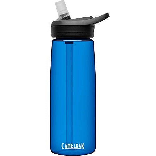 CamelBak eddy+ BPA Free Water Bottle, 25 oz, Oxford, .75L