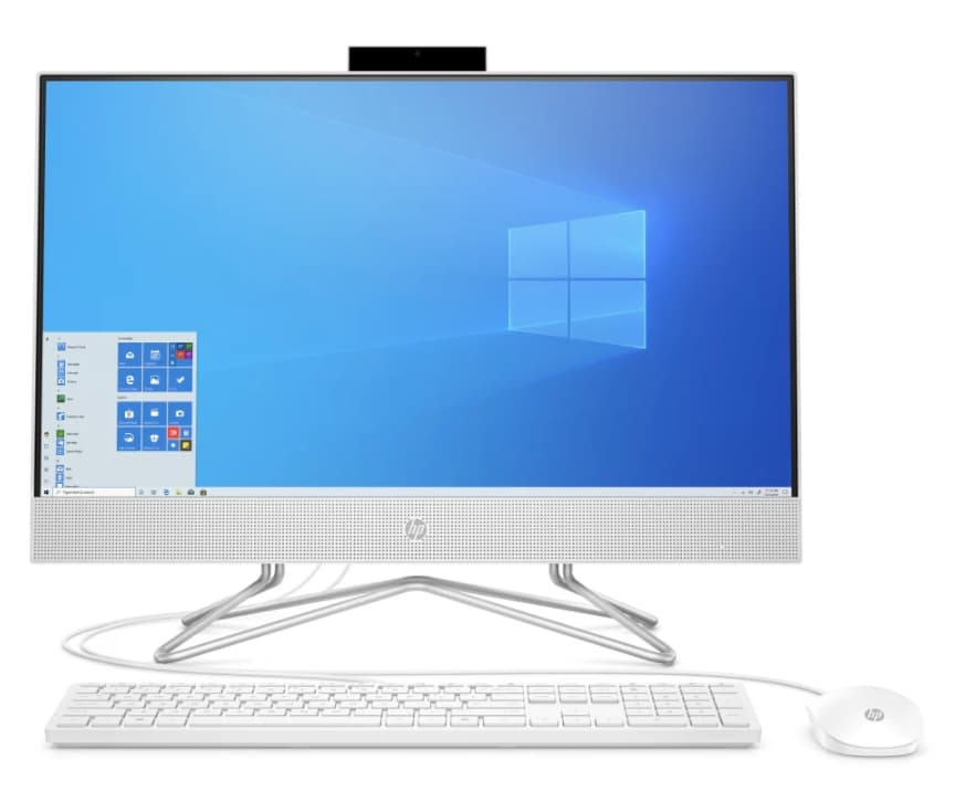 "HP AMD Ryzen 5 23.8"" Touchscreen All-in-One PC"