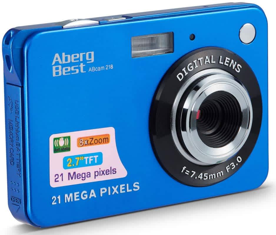 AbergBest 21MP Digital Camera