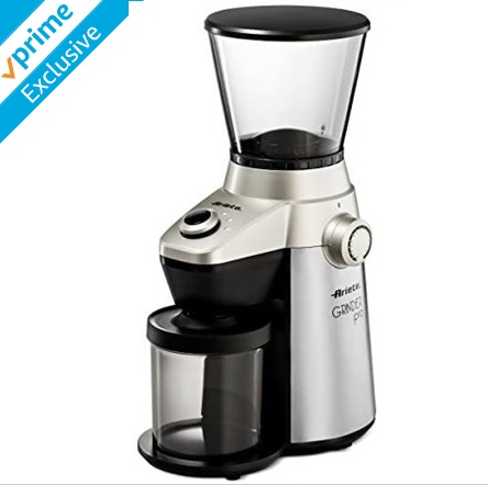 Woot:DeLonghi Ariete 3017 Conical Burr Electric Coffee Grinder