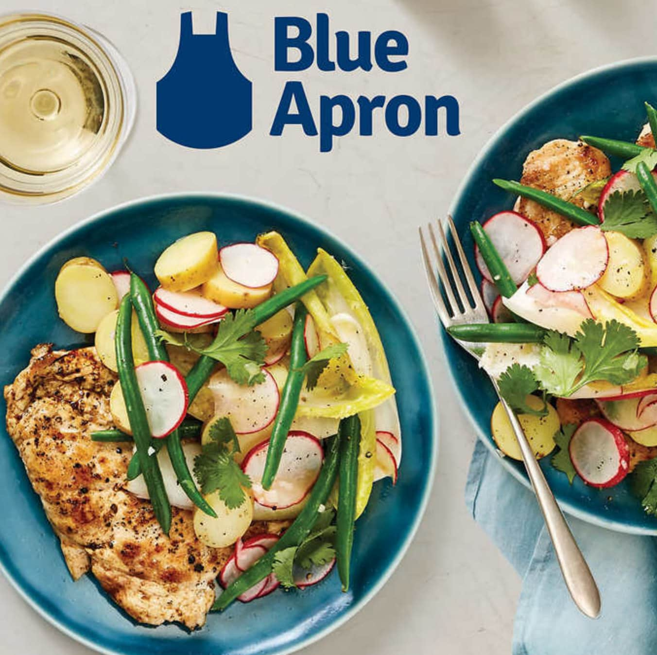 Blue Apron Meal Kits Flash Sale