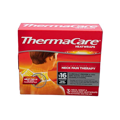 ThermaCare Neck, Wrist & Shoulder HeatWraps