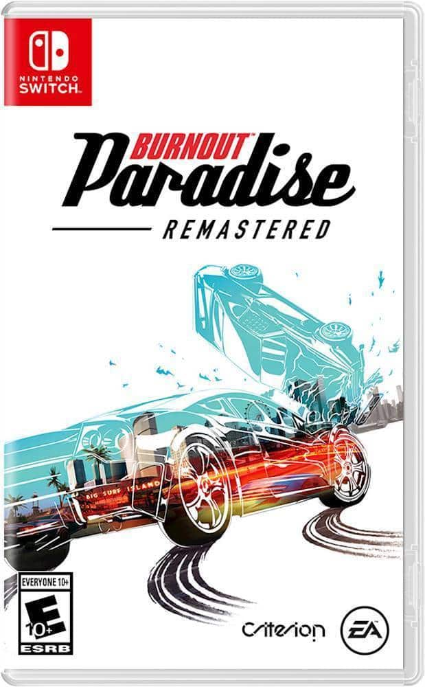 Target Circle Members: Burnout: Paradise Remastered (Nintendo Switch)