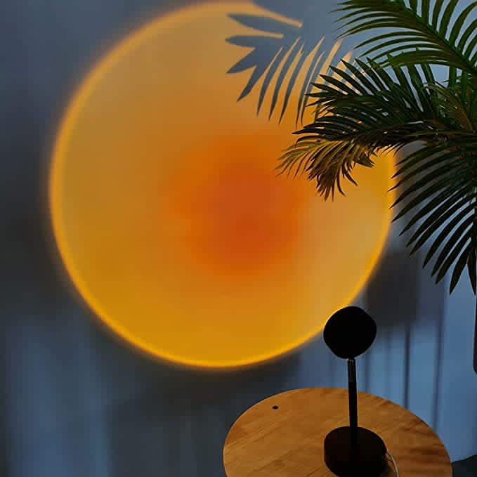 Bahito LED Sunset Projector Lamp