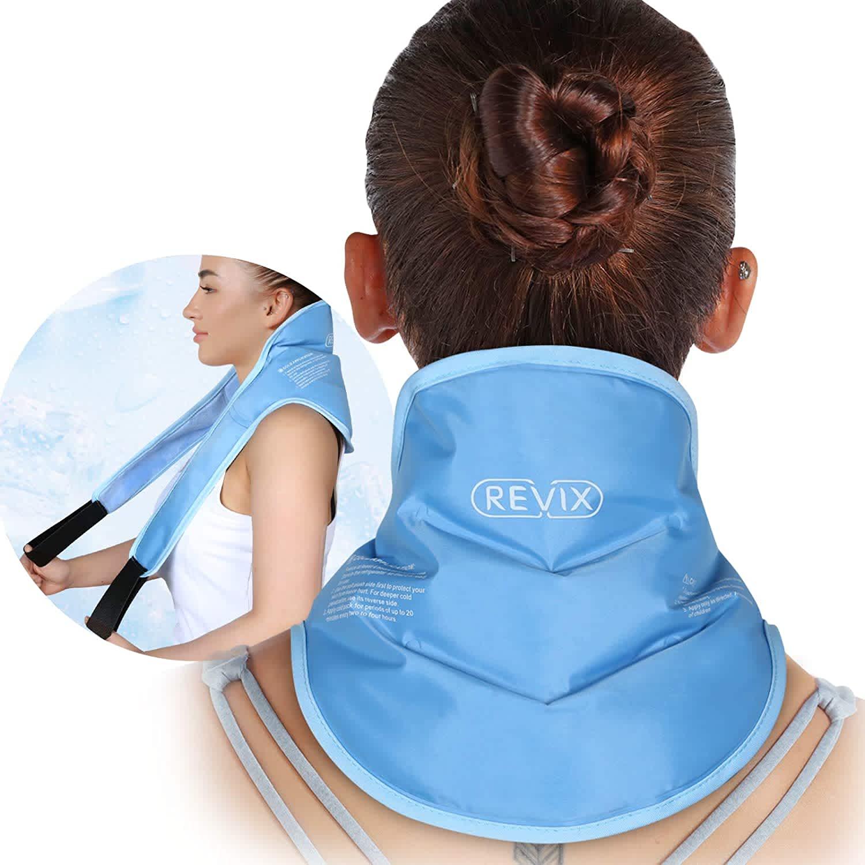 Revix Neck Ice Pack Wrap