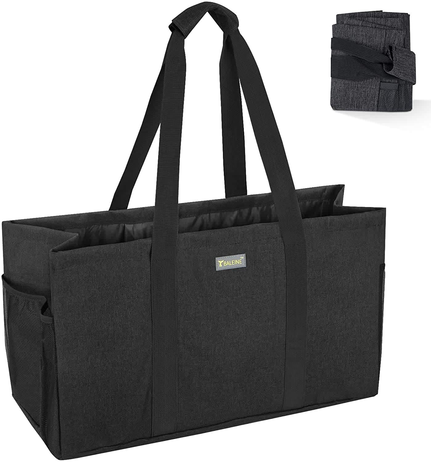 Baleine Reusable Utility Tote with Reinforced Handles