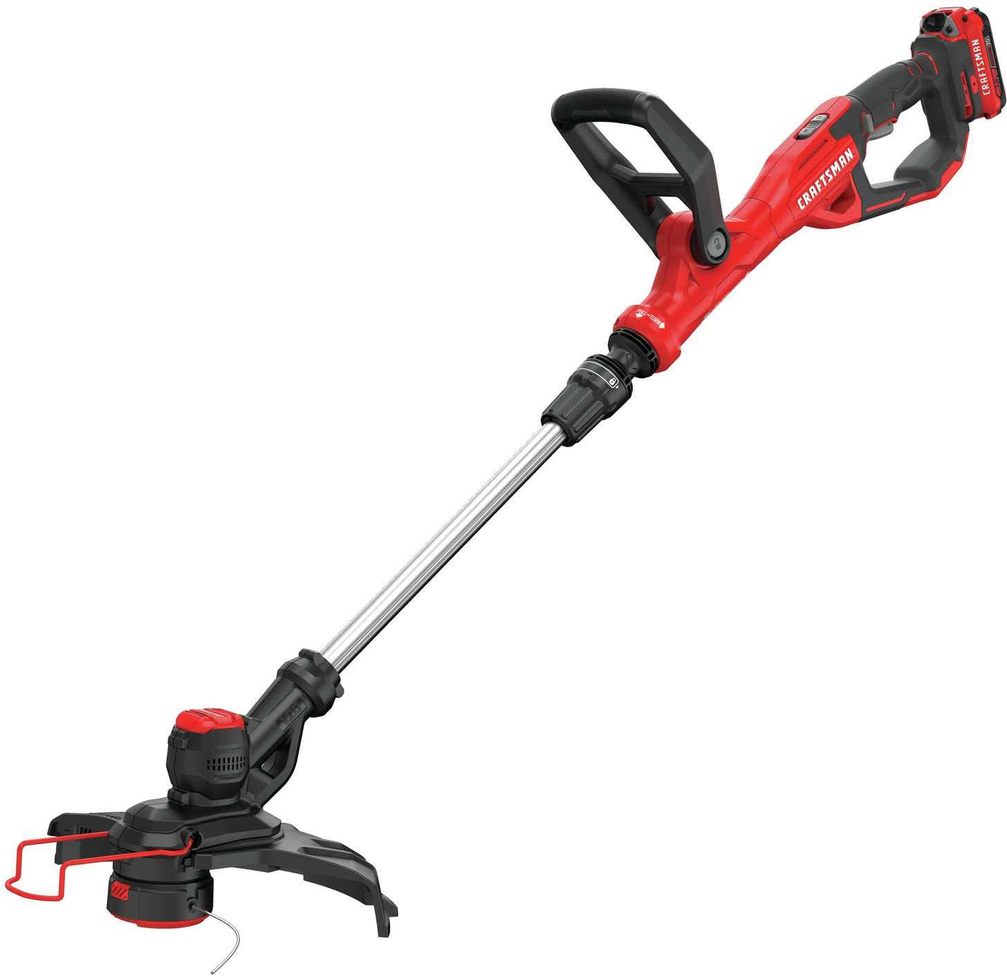 "Craftsman 20V 13"" Trimmer/Edger Kit"