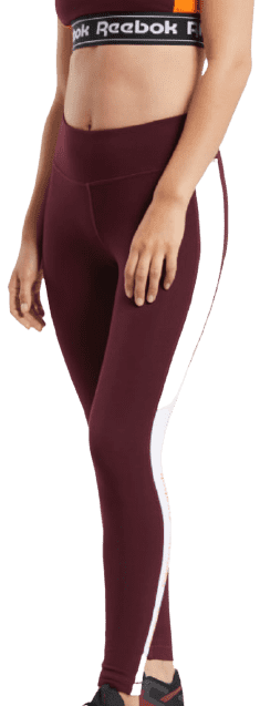 Reebok Women's Training Essentials Linear Logo Leggings