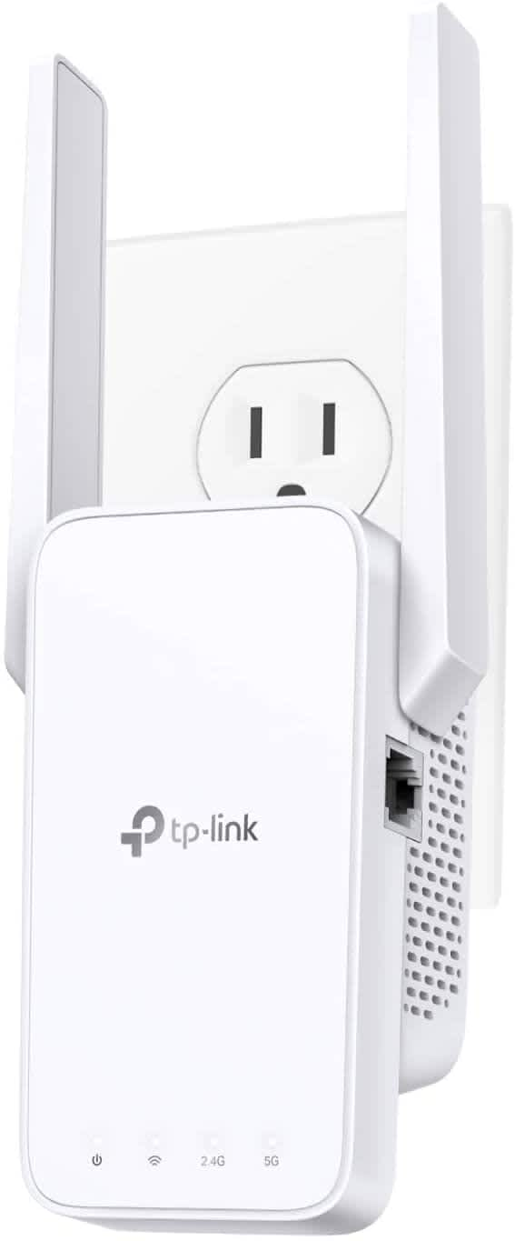 TP-Link AC1200 Dual Band WiFi Extender