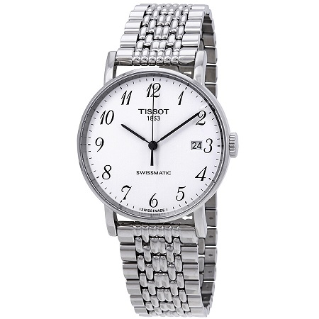 TISSOT Everytime Swissmatic Automatic White Dial Men's Watch T109.407.11.032.00