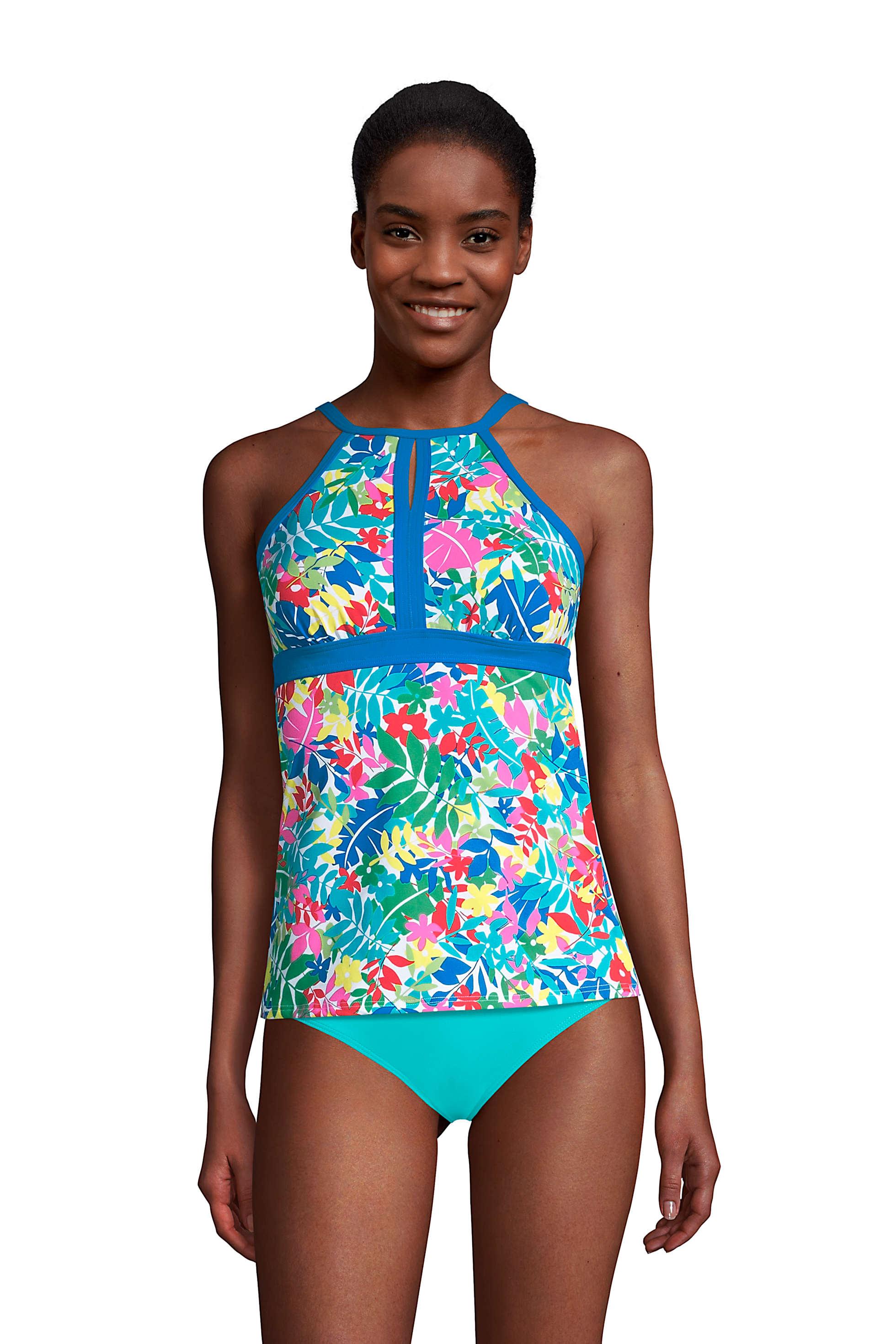 Lands' End Women's Closeout Swimwear