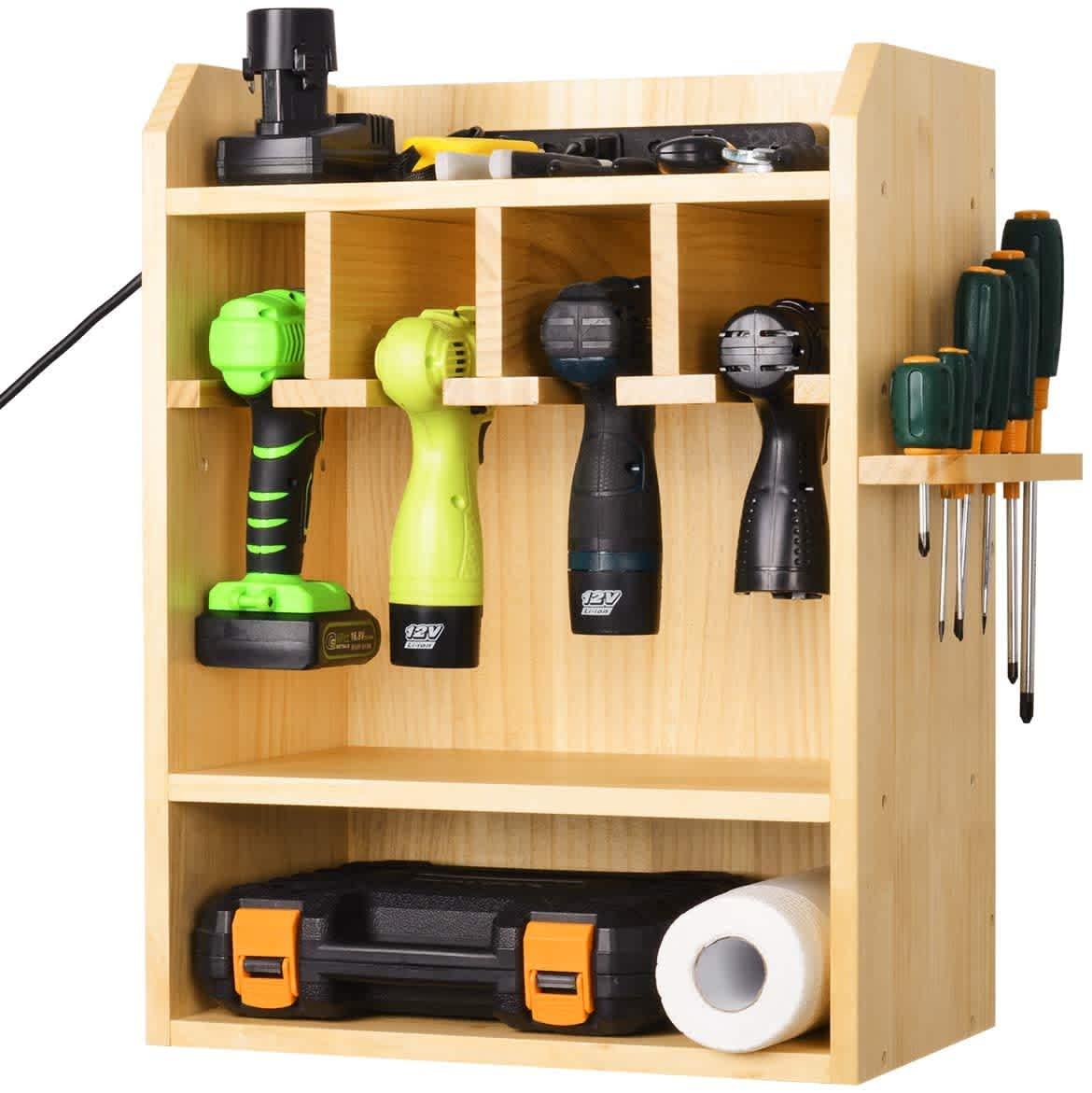Sunix Power Tool Organizer Wall Storage
