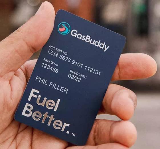 GasBuddy $10 Gas Card