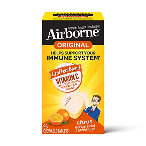 Airborne Vitamin C 1000mg (per serving)