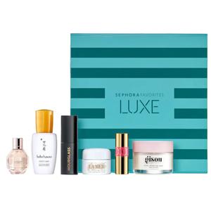 Sephora Favorites LUXE 超值美妆盒子(价值$105)