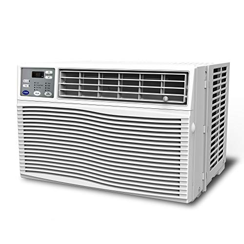 Gree 10,000 BTU Window Air Conditioner with Remote Control, 3 in 1 Mini Air Conditioner Window Unit with Cooling, Dehumidifier, Fan functions, Quiet Window AC Unit for Rooms up to 450 Sq.ft.