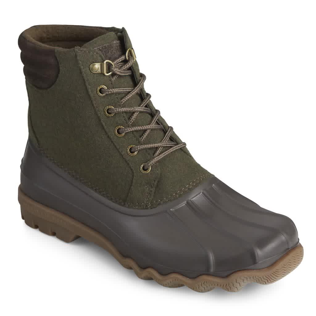 Sperry Men's Avenue Duck Wool Boots