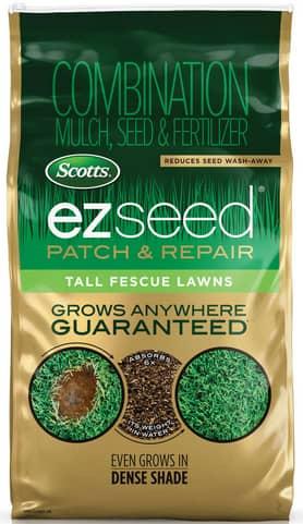 Scotts EZ Seed Tall Fescue Dense Shade Seed 10-lb. Bag