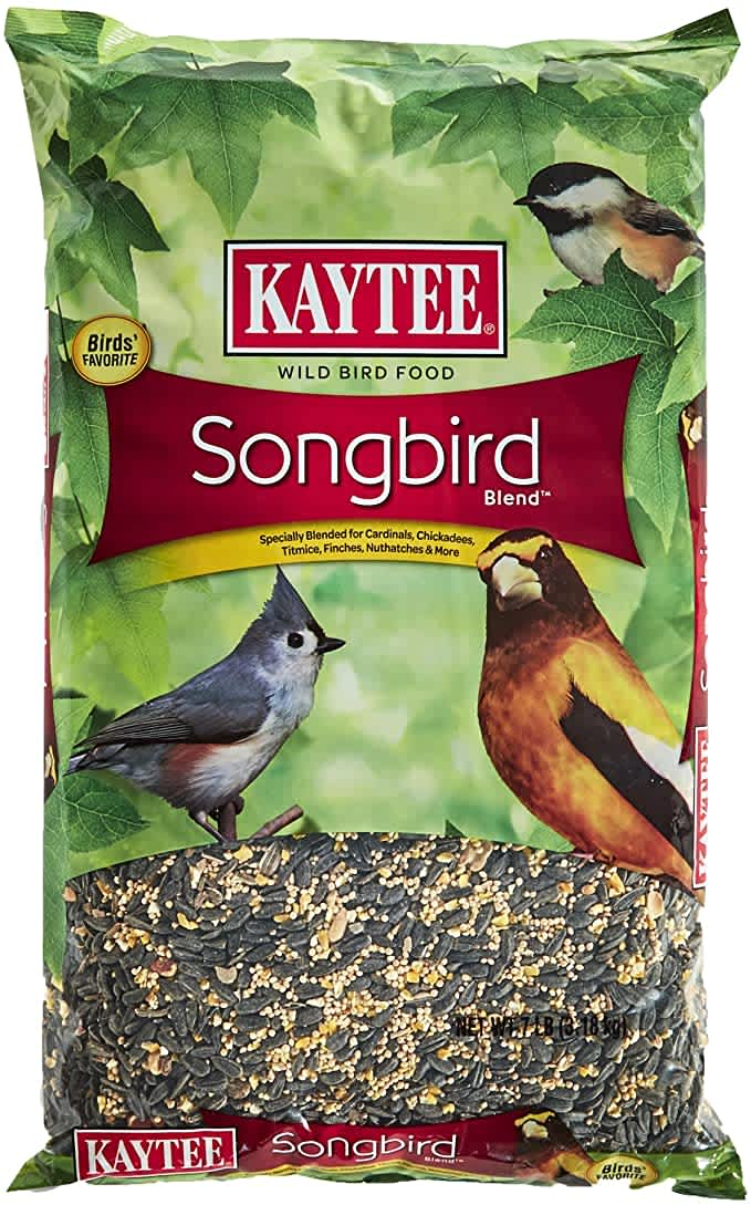 Kaytee Wild Bird Food Songbird Wild Bird Food 7-Lb. Bag