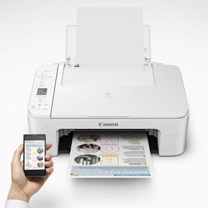 Canon TS3322 Wireless All In One Printer
