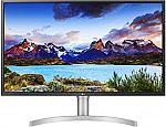 "LG UltraFine 32"" 4K VA UHD LED Monitor (32UL750-W)"