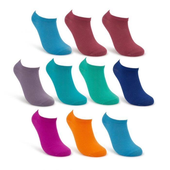 Men's & Women's Sof Sole Socks Multipacks: 6-Pk Sof Sole Women's Performance Socks