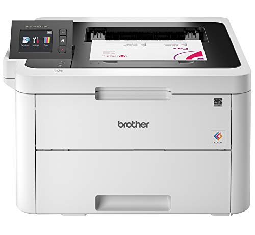 Brother HL-L3270CDW Compact Wireless Digital Color Printer