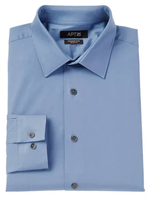 Apt. 9 Men's Premier Flex Extra-Slim Fit Dress Shirt