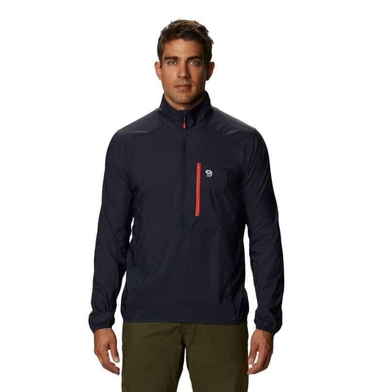 Mountain Hardwear Apparel 60% Off: Men's Kor Preshell Pullover