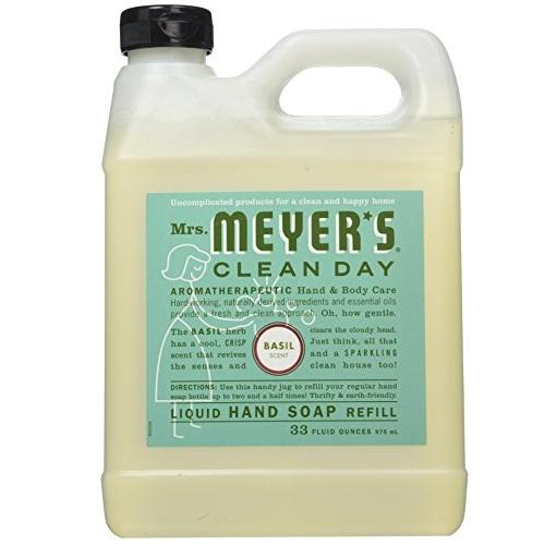 Mrs. Meyer's 梅耶太太 天然洗手液,33 oz