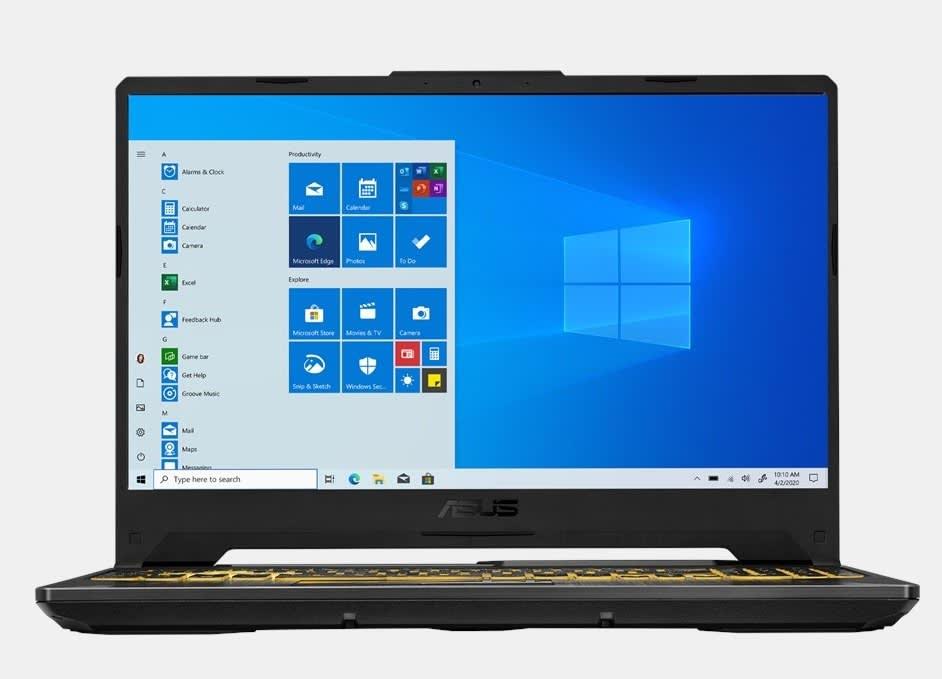 """Asus TUF F15 i5 15.6"""" Gaming Laptop"""