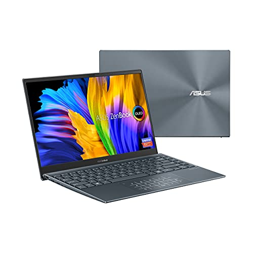 "ASUS ZenBook 13 Ultra-Slim Laptop, 13.3"" OLED FHD NanoEdge Bezel Display"